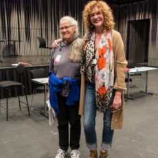 Julie B and Harpa Guide