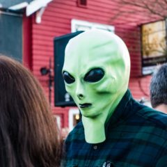 April 1, 2016 BUFO — Burien UFO Fest — It was a great night for a sighting!!