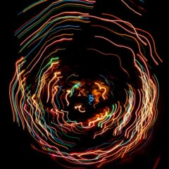 Solstice Light Paintings
