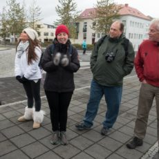 Asta, Our Reykjavik Walking Tour Guide