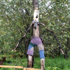 Solheimer Scarecrow