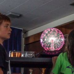 "Learning about Plasma (the composition of the sun) at the Goldendale Observatory ""Solar Show"""