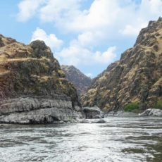 September 23 -- Hell's Canyon on the Snake River
