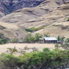 Farm on the Snake River