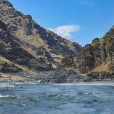 Hell's Canyon on the Snake River